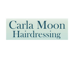 Carla Moon Hairdressing Logo