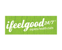 I FEEL GOOD Logo