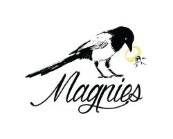 Magpies Collection 古董回收 Logo